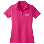 Storm Ladies Grind Polo Pink