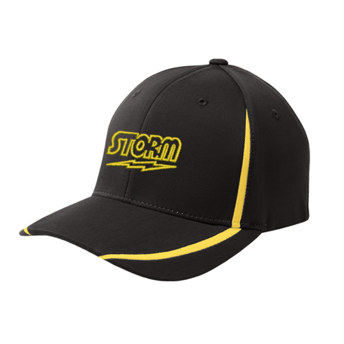 Storm Performance Cap Black